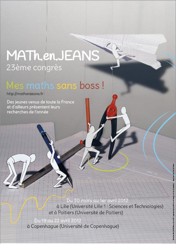 Affiche congrès MeJ 2012